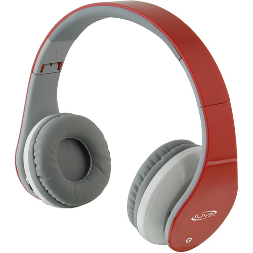Planet Audio iLive Bluetooth Headphones