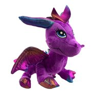 Make Your Own Stuffed Animal Cuddly Soft Friendly the Baby Dragon 8 inch. No Sewing Required
