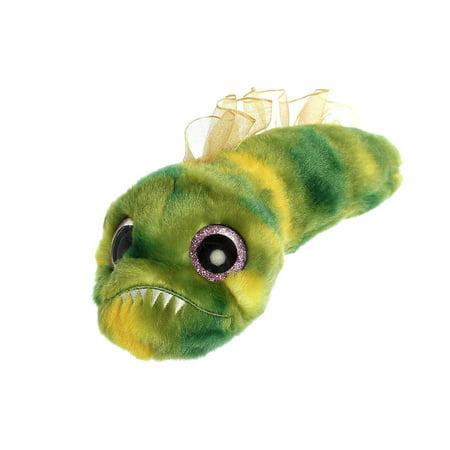 Lightening Eel Yoohoo 5 inch - Stuffed Animal by Aurora Plush (Baby Eels)
