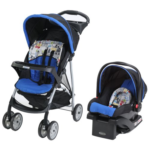 Graco LiteRider Click Connect Travel System, Tripster