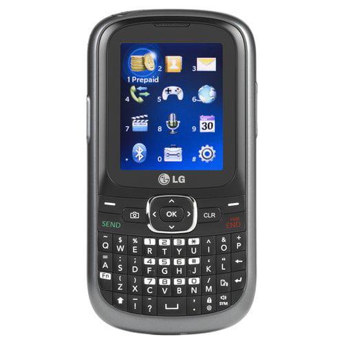 Net10 LG 501C Prepaid Cell Phone
