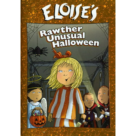 Eloise's Rather Unusual Halloween (DVD)