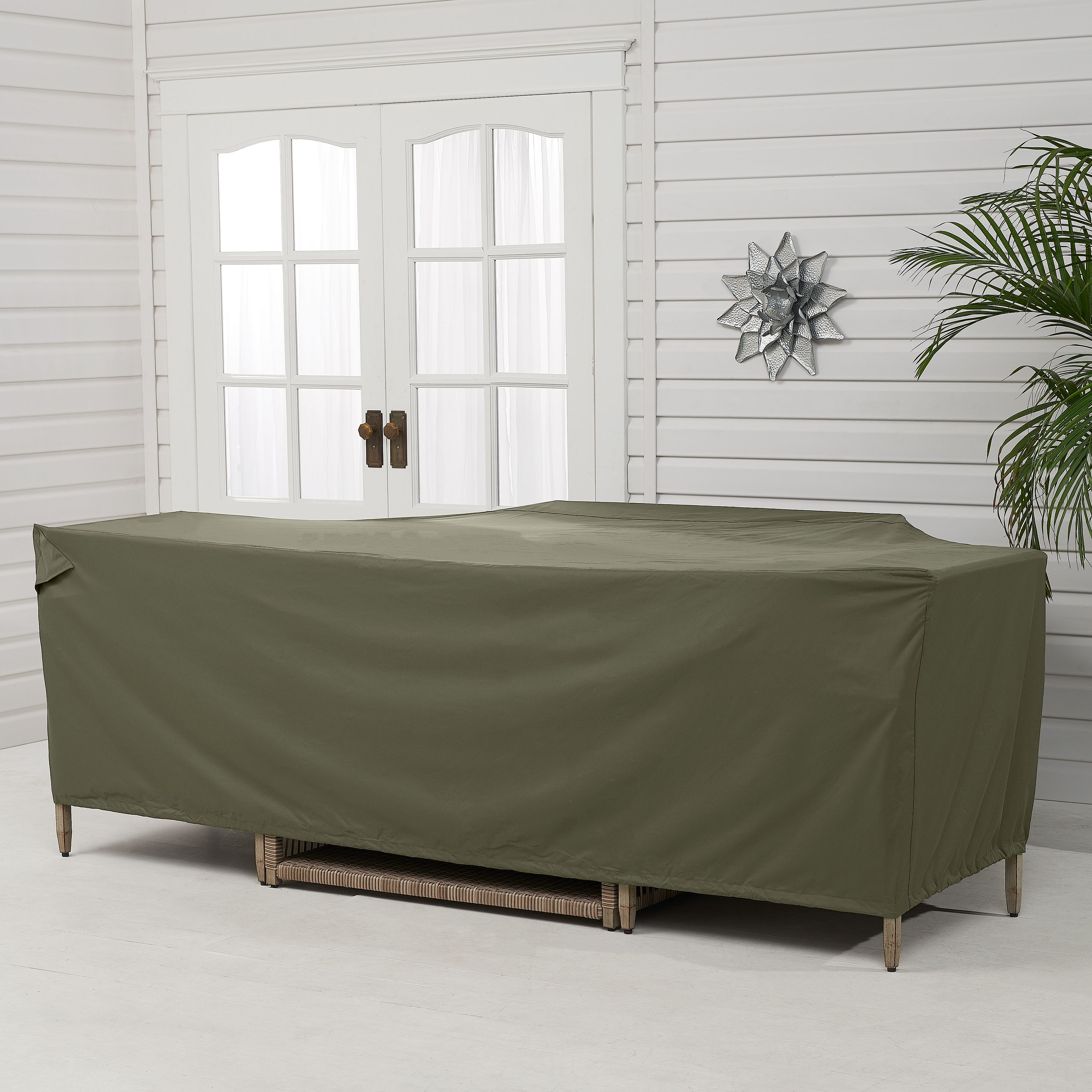 Waterproof Garden Bbq Patio Furniture Cover Table Seat Covers