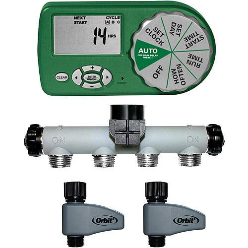 Orbit 58872N Complete Yard Watering Kit