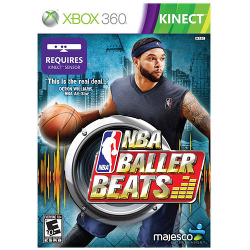 NBA Baller Beats (Xbox 360) - Pre-Owned