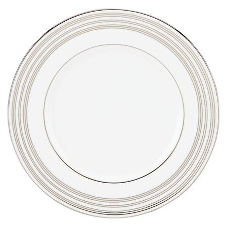 Lenox Federal Platinum Accent Plate (Federal Platinum Accent)