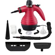 Upgraded Spill-Proof Handheld Multi-Purpose Chemical Free Pressurized Steam Cleaner