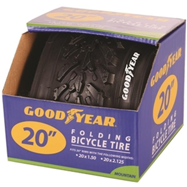 Kent International Inc.  95101 Tire Mtb 20 x 2. 125 Black