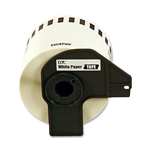 Brother International Dk2211 Dk-2211: Continuous Length Film Label Black On White 1-1/7 For Use With Ql500