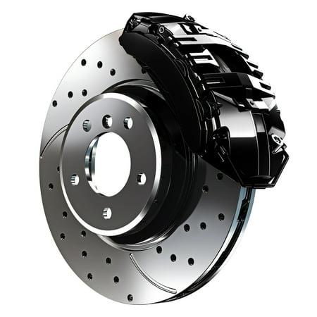 BLACK G2 Brake Caliper Paint 2-Part Epoxy Kit High Heat