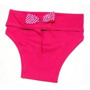 Hot Pants Dog Panties in Pink (16 in.)