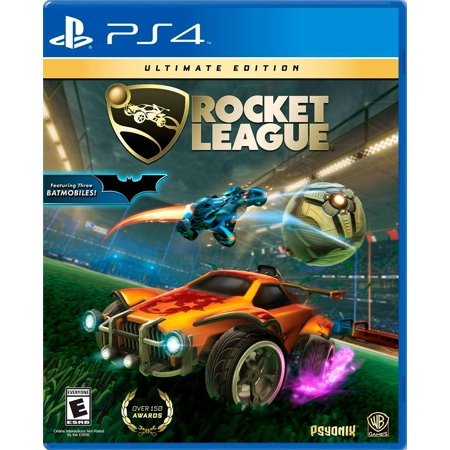 Rocket League: Ultimate Edition (PS4) Pokemon Team Rocket 1st Edition