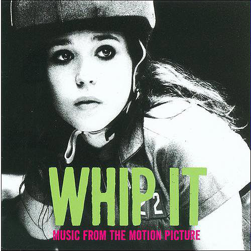 Whip It! Soundtrack