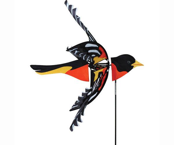 Premier Designs 25137 Northern Oriole Garden Wind Spinner, 34 inch by Premier Kites & Designs