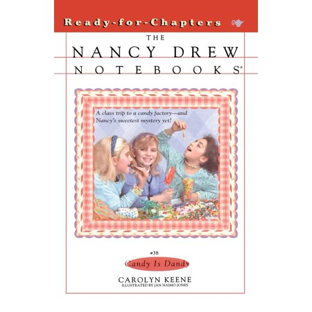 Candy Is Dandy - eBook (Blues Clues Handy Dandy Notebook)
