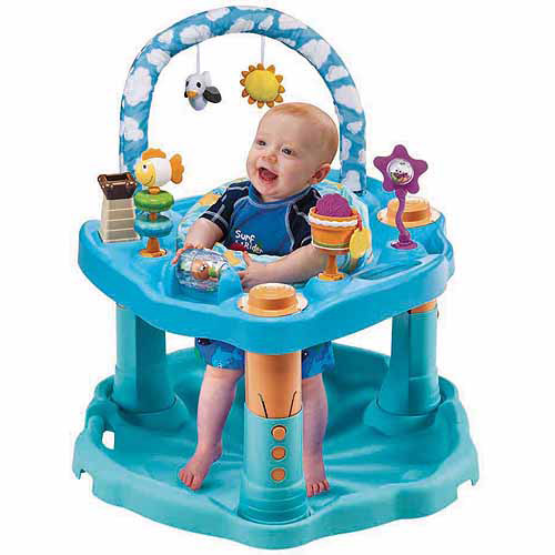 Exersaucer Bouncin Day At The Beach