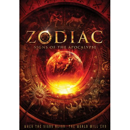 Zodiac: Signs of the Apocalypse (DVD) - Andrea Tantaros Halloween