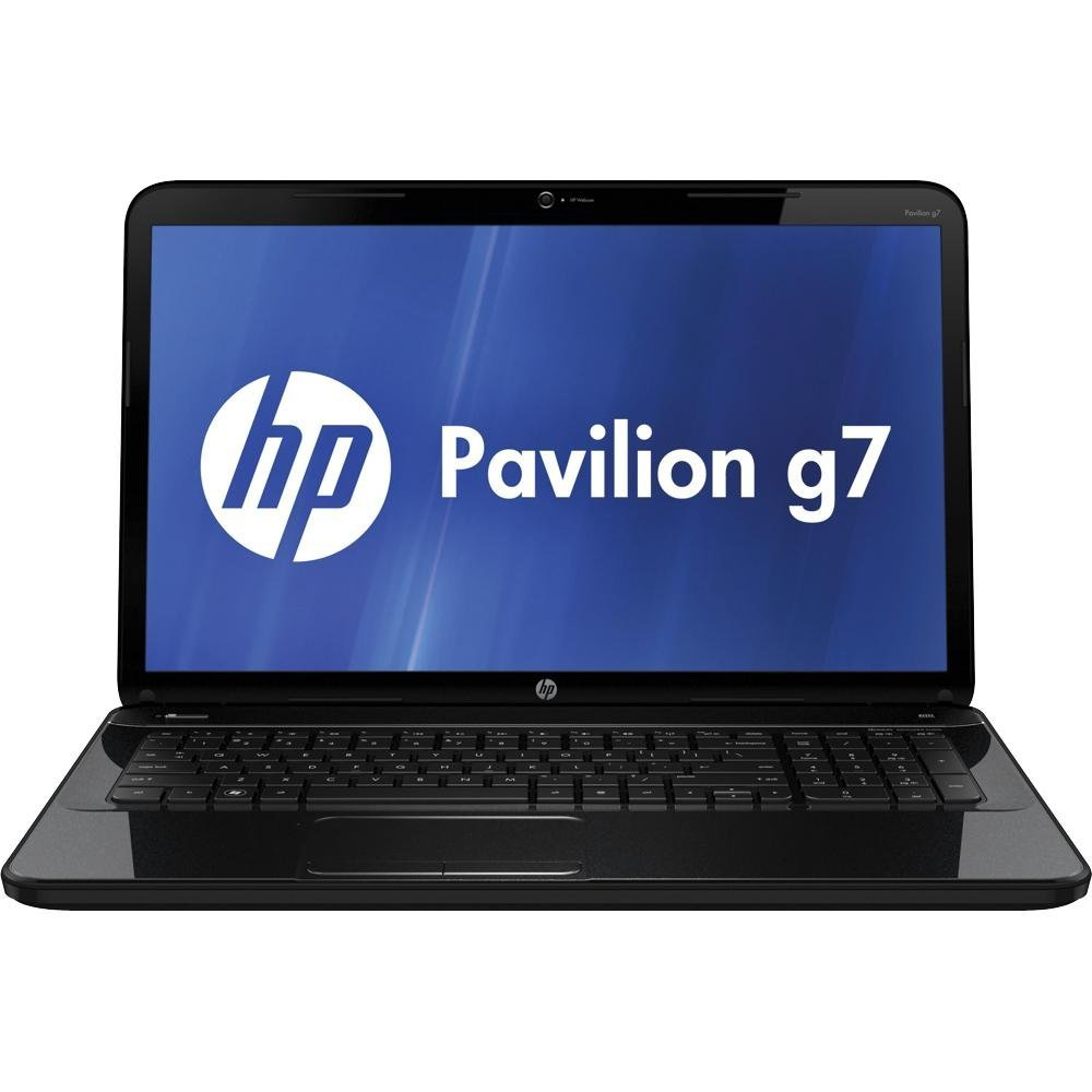 "Refurbished HP Pavilion 17.3"" Laptop PC with AMD Dual-Core A4-4300M Processor (2.5 GHz), 4GB DDR3 Memory, 500GB Hard Drive and Windows 8, G7-2223nr"