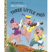 The Three Little Pigs (Disney Classic) (Hardcover)