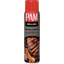 Cooking Spray: Pam Grilling