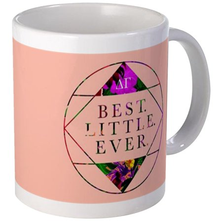 CafePress - Delta Gamma Best Little - Unique Coffee Mug, Coffee Cup