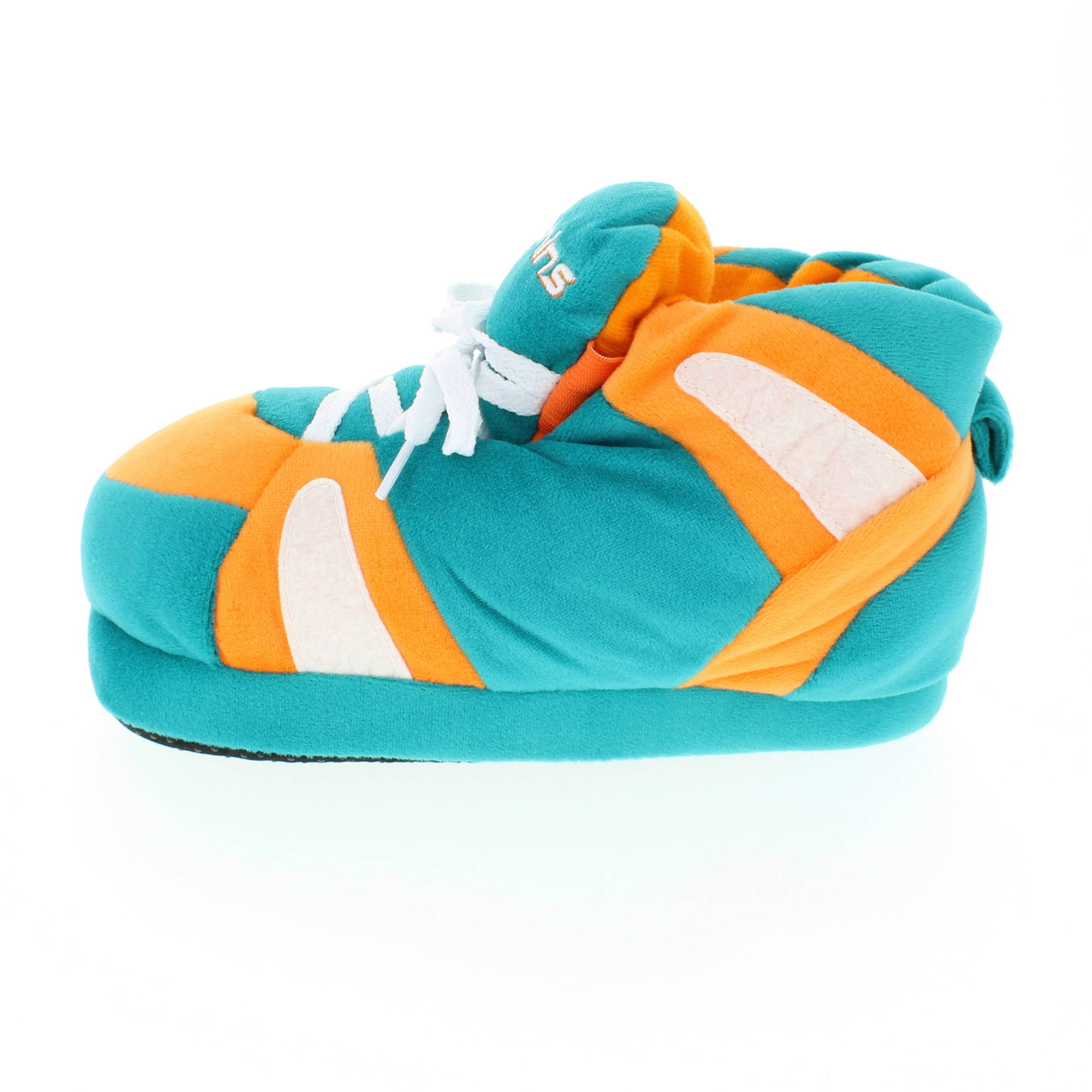 Comfy Feet - NFL Miami Dolphins Slipper - Walmart.com