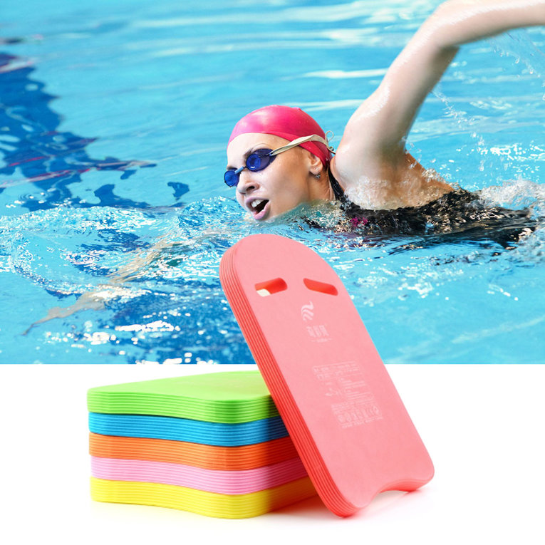 U-Type Floating Board Swimming Swim Kickboard Kids Adults Safe Pool Training Aid Float Board Foam