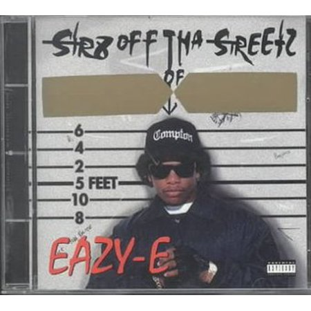 STR8 Off Tha Streetz of Muthaphukkin Compton (explicit) (CD) - Less Tha