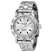 Breitling Colt 33 Silver Dial Ladies Watch A7738711-G744SS