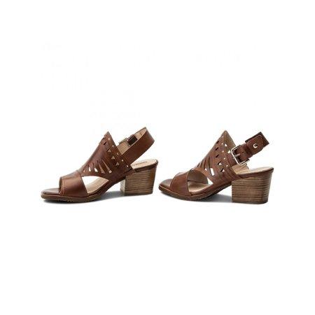 7bc9d66f966 Pikolinos - Pikolinos Womens W6t-1652 Leather Open Toe Casual Slingback  Sandals - Walmart.com