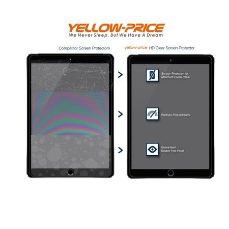 LIVEDITOR iPad Mini 1 2 3 Display HD Clear LCD Screen Protector Guard Films, 6-Pack - image 2 de 6