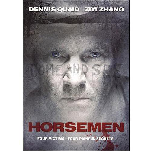 HORSEMEN (DVD) (WS/ENG/ENG SUB/SPAN SUB/5.1)