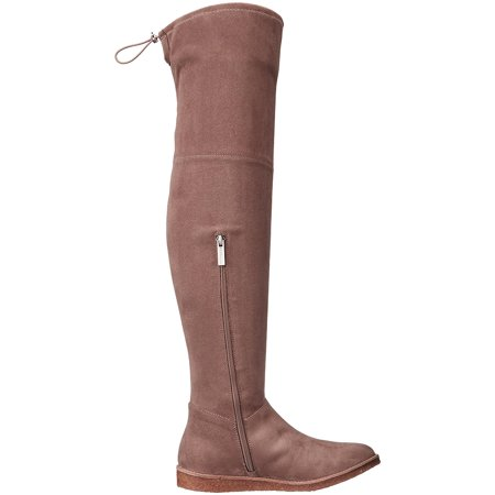 14334a02541 BCBGeneration Womens Brennan Closed Toe Over Knee Fashion Boots - image 1  of 2 ...