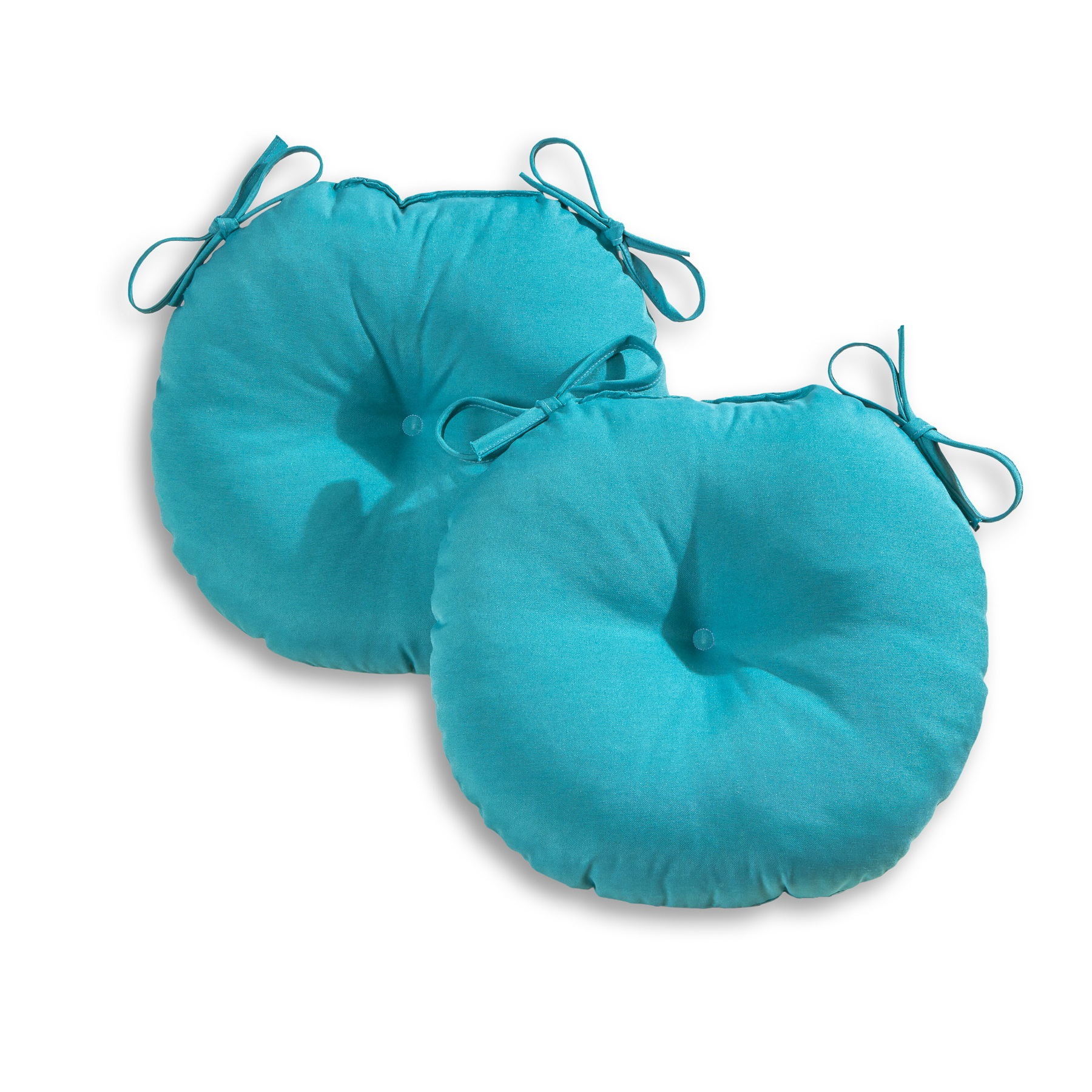 Greendale Home Fashions 18'' Outdoor Bistro Chair Cushion, Set of 2