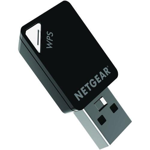NETGEAR AC600 Dual Band WiFi USB Adapter (A6100-10000s)