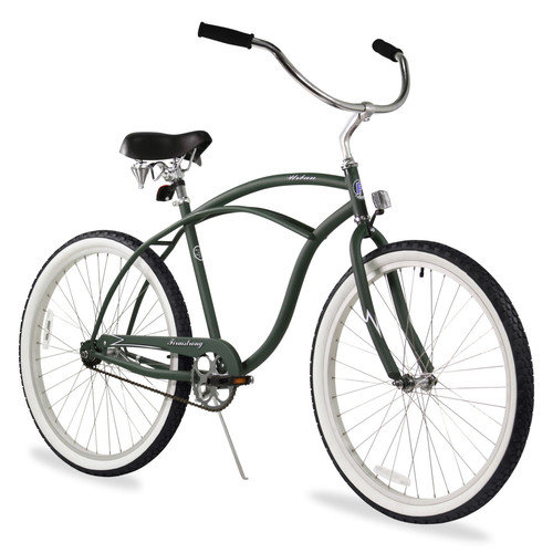 Firmstrong Men's Urban Man Classic Beach Cruiser Bike