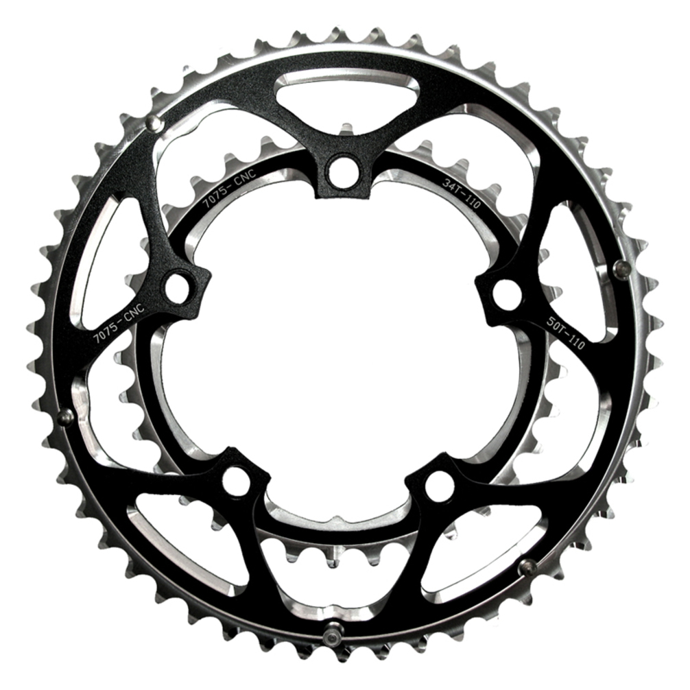 Sunrace Chainring 39T 130mm RX0 Black