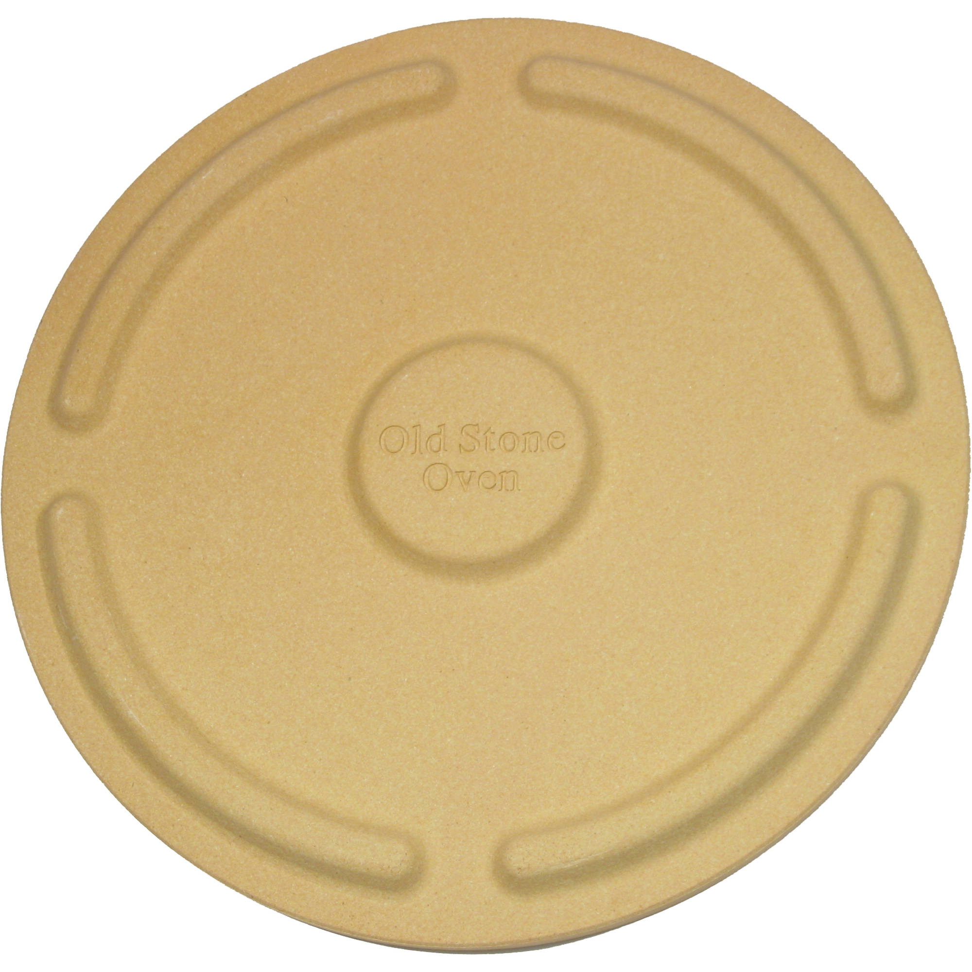"""Honey Can Do Old Stone Oven 14"""" Firebrick Round Pizza Stone"""