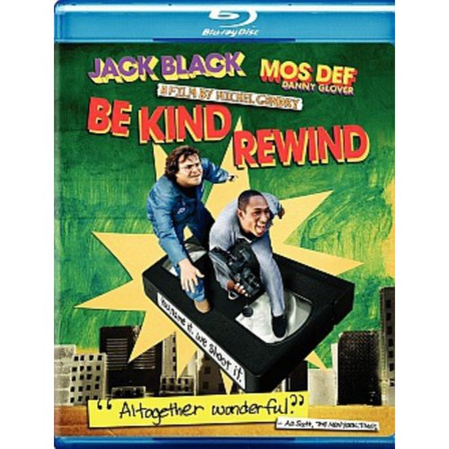 Be Kind Rewind (Blu-ray) (Widescreen)