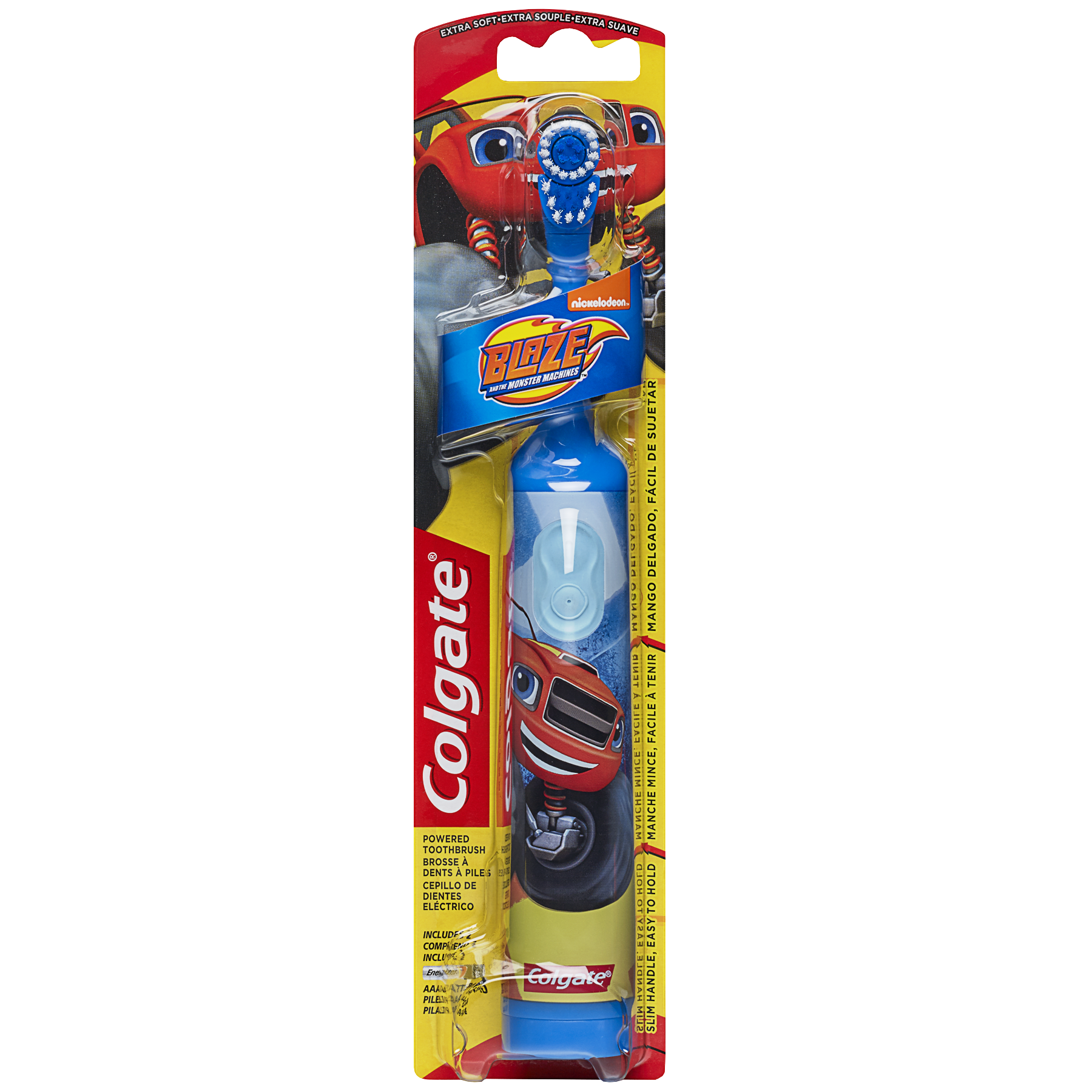 Colgate Kids Powered Toothbrush Blaze and the Monster Machines
