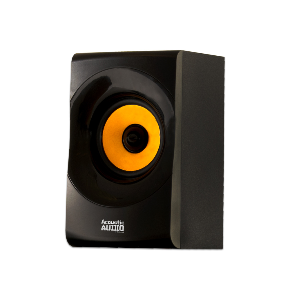 2c0af9fc1ea Acoustic Audio AA5170 Home Theater 5.1 Bluetooth Speaker System with  Powered Sub - Walmart.com