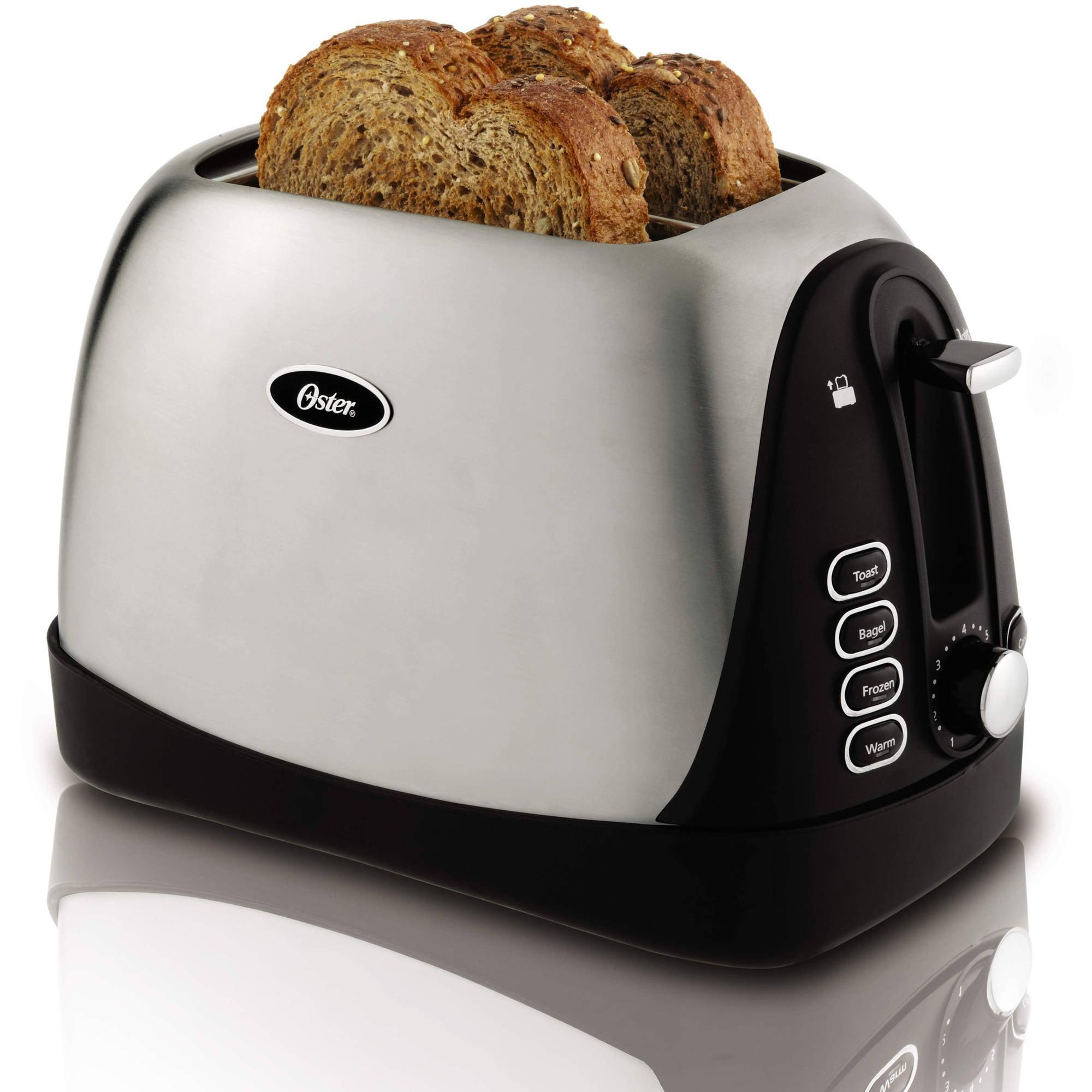 oster 2 slice toaster walmart com