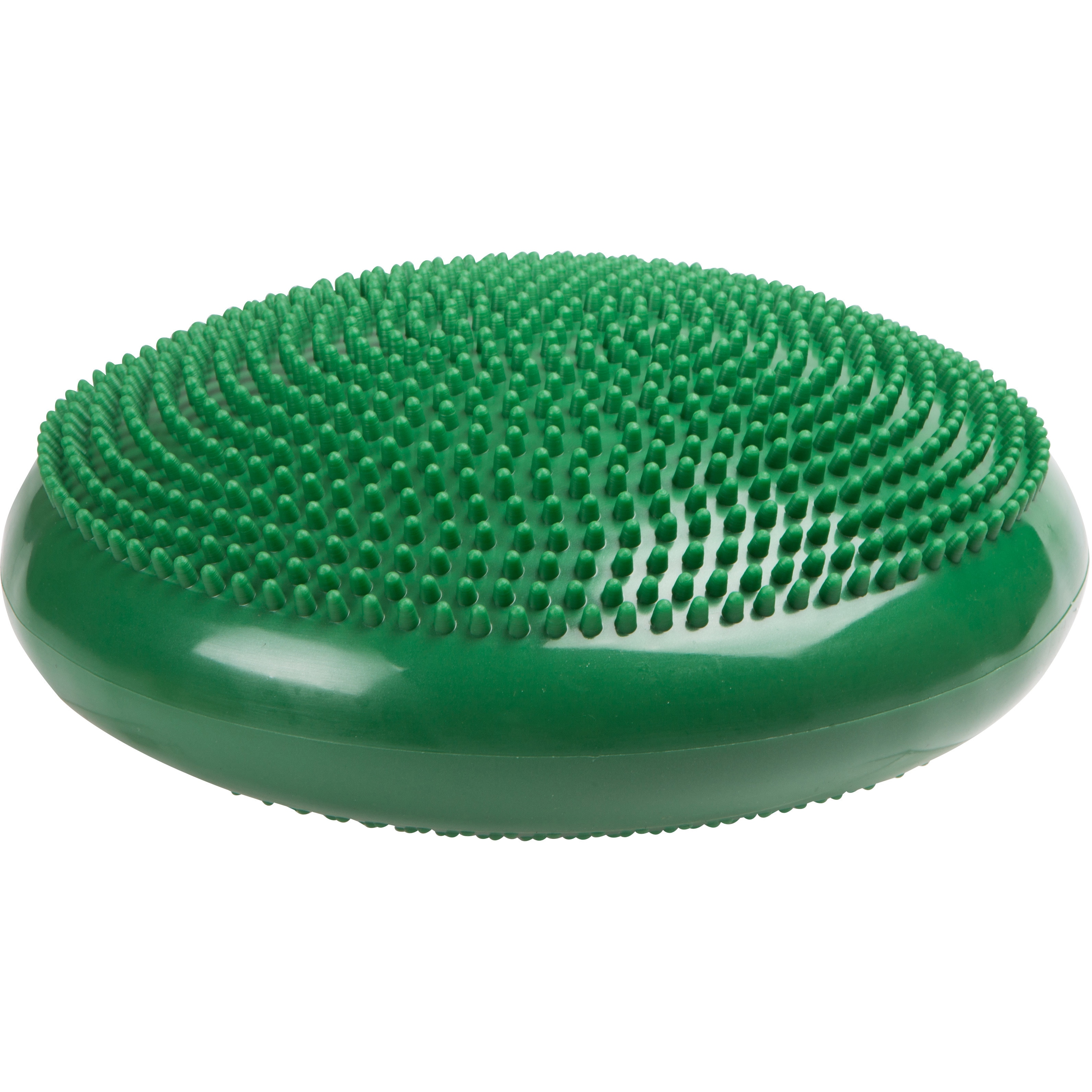 PVC Fitness and Balance Disc - 13-Inch Diameter - By Trademark Innovations (Green)