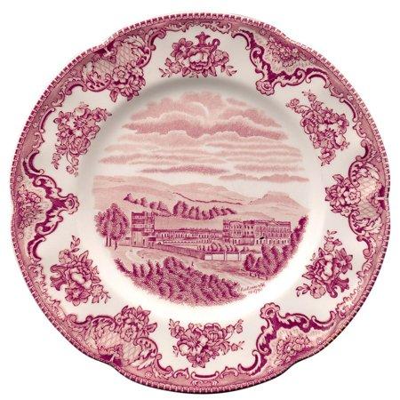 Dinnerware Old Britain Castles Pink 8