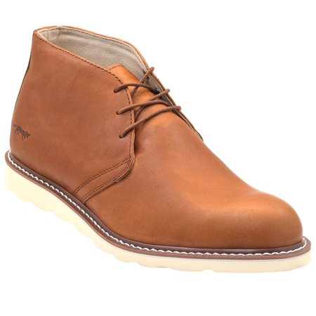 Golden Fox Work Boots Men's Chukka Wedge for Construction, Farming & Ranching, and Carpentry Size 6 D(M) US (Best Wedges For Average Golfer)