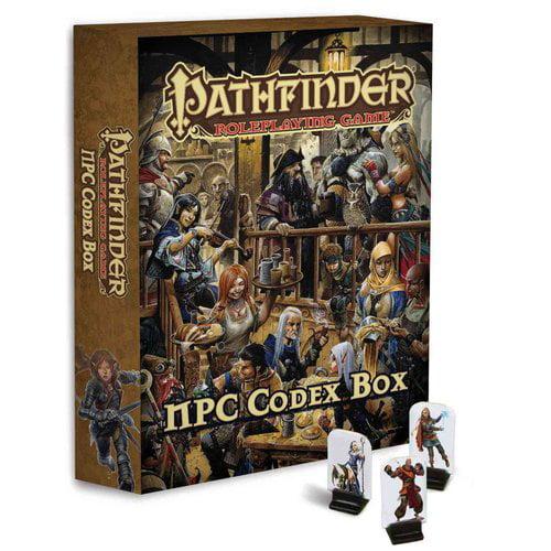 Npc Codex Box