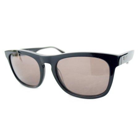 bf0c5d15c08 Salvatore Ferragamo - Salvatore Ferragamo SF776 S 001 Black Rectangle  Feline Sunglasses - Walmart.com