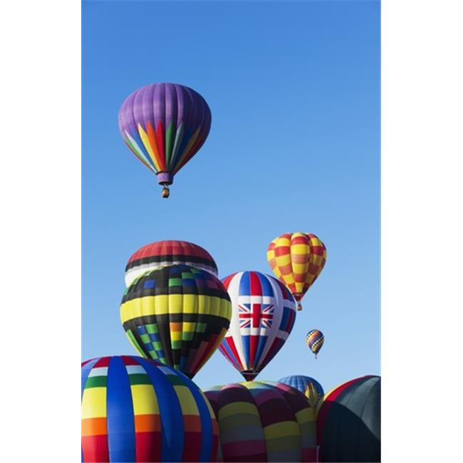 Posterazzi DPI12291381LARGE Hot Air Balloons 2015 Balloon Fiestas - Albuquerque New Mexico United States of America Poster Print by Richard Maschmeyer, 24 x 38 - Large - image 1 of 1