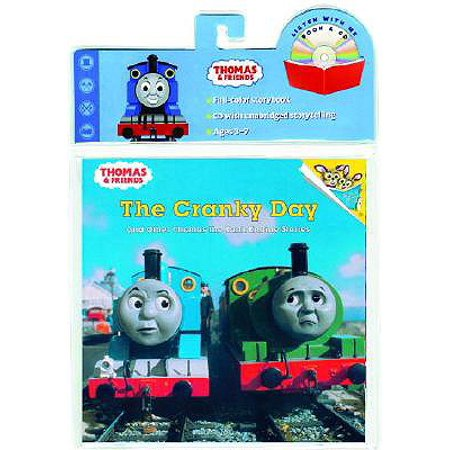 Cranky Day & Other Thomas the Tank Engine Stories Book & CD (Thomas & Friends) (Thomas The Train Storybook)