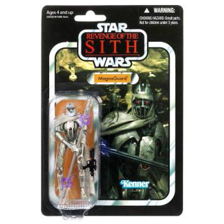 Star Wars: Revenge of the Sith - MagnaGuard Action Figure
